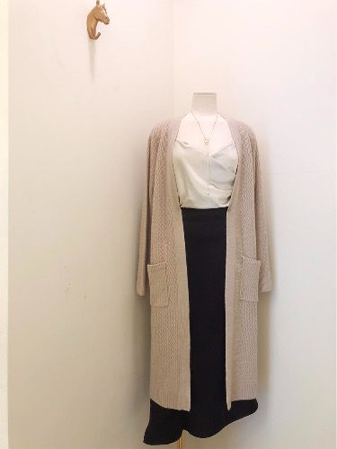 CELINE WAVE CARDIGAN