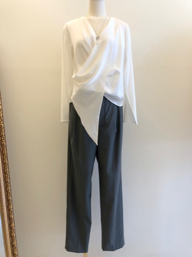 CELINE LONG WIDE SLACKS